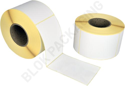 Verzendlabels 100 x 149,4 mm - 76 mm kern - PostNL / DPD / GLS / UPS - 1000 per rol