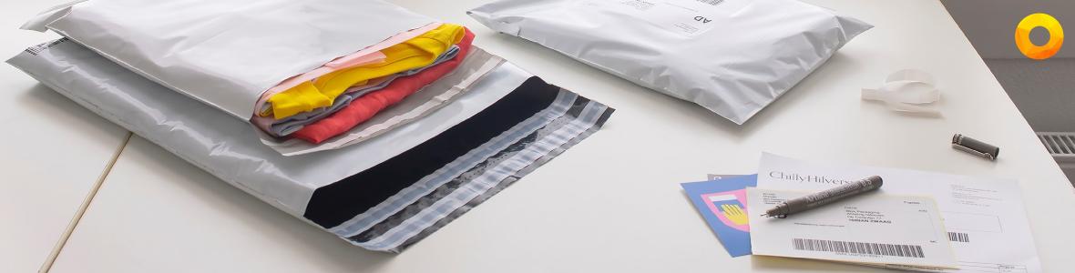 Kleding versturen: de beste verzendzak voor kleding