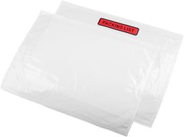 Plastic Paklijst Enveloppen A4 Formaat bestellen?