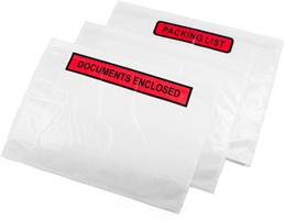 Plastic Paklijst Enveloppen A5 bestellen?