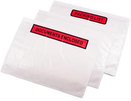 Plastic Paklijst Enveloppen bestellen?