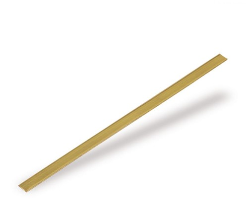 Sluitclips 160 mm - goud - per 1000 stuks