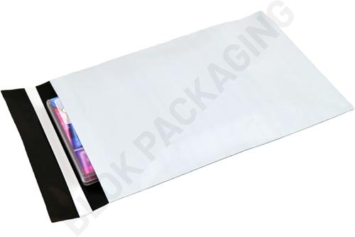 Verzendzakken 165 x 245 mm plastic (COEX) - per 100 stuks