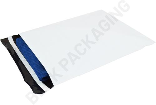 Verzendzakken 305 x 405 mm plastic (COEX) - per 100 stuks