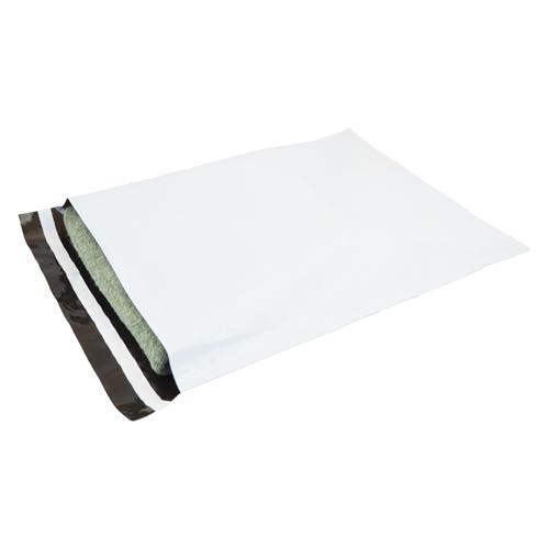 Verzendzakken 340 x 430 mm plastic (COEX) - per 100 stuks