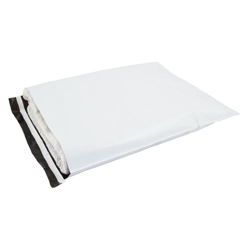 Verzendzakken 380 x 480 mm plastic (COEX) - per 100 stuks