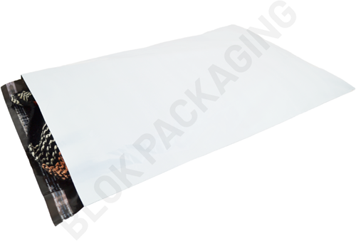 Verzendzakken 500 x 700 mm plastic (COEX) - per 100 stuks