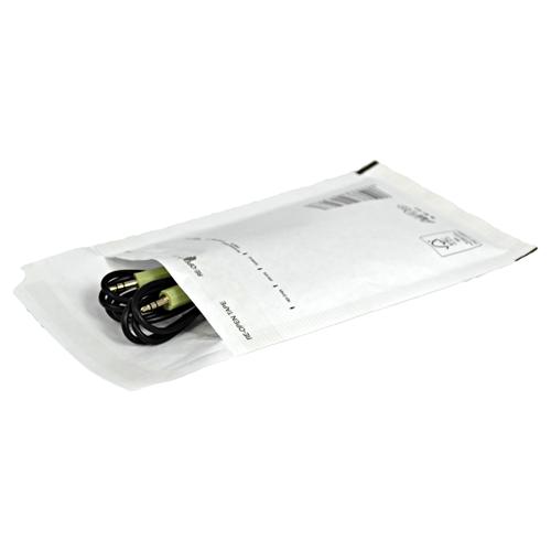 Luchtkussen envelop 100 x 165 mm wit (11/A) - per 200 stuks