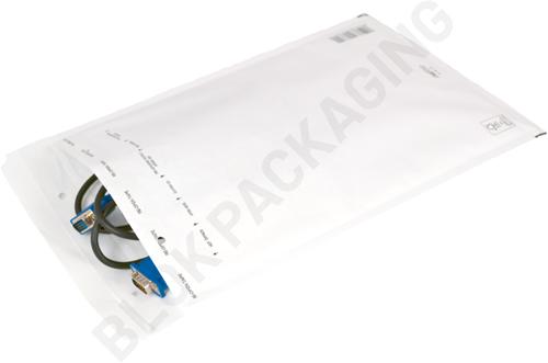 Luchtkussen envelop 220 x 265 mm wit (15/E) - per 100 stuks