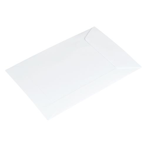 Loonzakjes 110 x 155 mm wit papier - per 1000 stuks