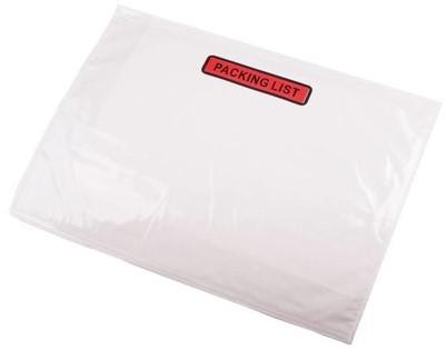 Paklijst envelop A4 - Packing List</br>Per 500 stuks