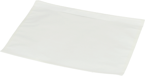 Paklijst envelop A5 - Transparant - Papier</br>Per 1000 stuks