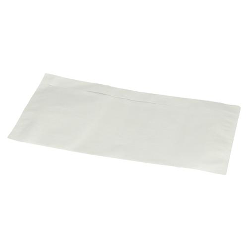 Paklijst envelop 228 x 120 mm (DL) papier - onbedrukt - per 1000 stuks