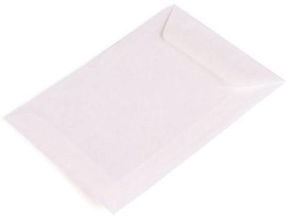 Loonzakjes 85 x 125 mm - 50 grams pergamijn</br>Per 1000 stuks