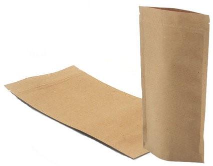 Stazakken kraftpapier 210 x 270 mm (2000 ml) - per 100 stuks