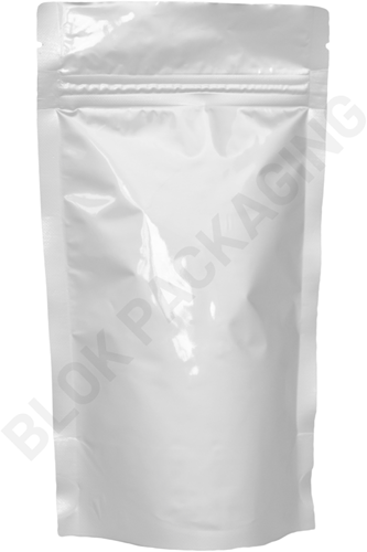 Stazakken aluminium 110 x 160 mm (250 ml) - per 100 stuks
