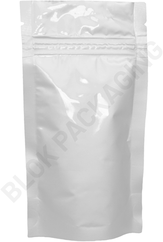 Stazakken aluminium 85 x 125 mm (100 ml) - per 100 stuks
